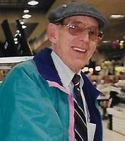 Peter 'Tony' Deegan ... Gerry's Food Pantry volunteer