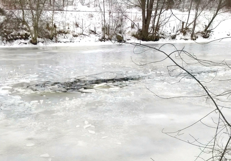 Maine man dies after Valentine's Day snowmobile mishap on Salmon Falls River ice
