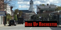Police say they'd welcome Rise Up's downtown neighborhood watch effort