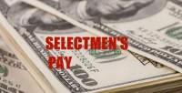 Selectmen chair currently averaging about $1,300 a month