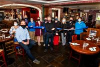Ribbon cutting held at Spaulding Steak and Ale following major renovations
