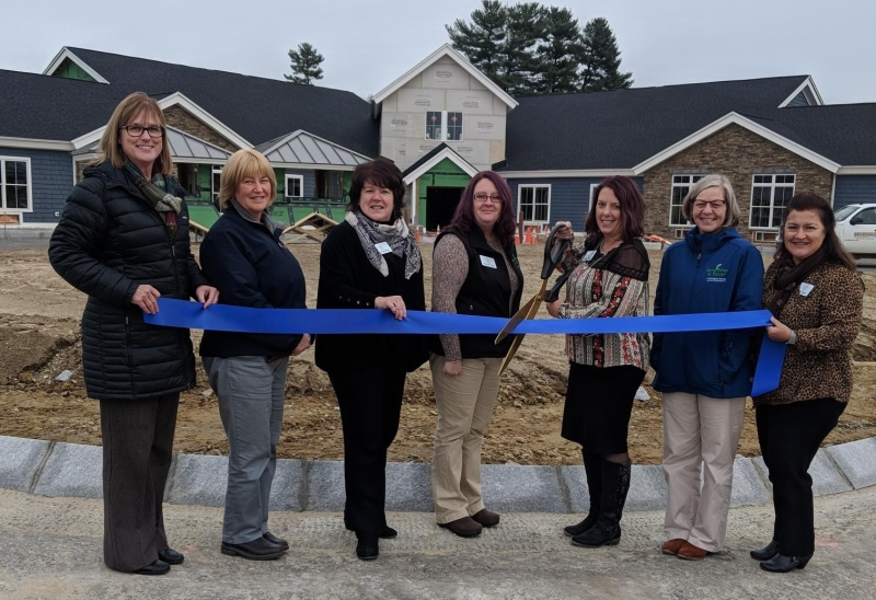 Spring Village of Dover holds ribbon cutting ceremony
