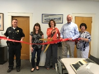 Ribbon cutting welcomes Triangle Club to chamber
