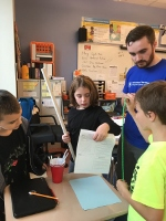 Albany Intl., UNH partnership a driving force as STEM instruction moves forward in Rochester schools