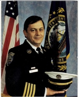 John Gregoire Sr. ... retired as deputy state fire marshal