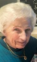 Rhona Lillian Panteledes ... enjoyed crocheting