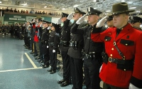 New State Troopers graduate in Vassalboro ceremony
