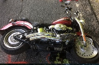 Motorcyclist injured in Acton crash in serious condition