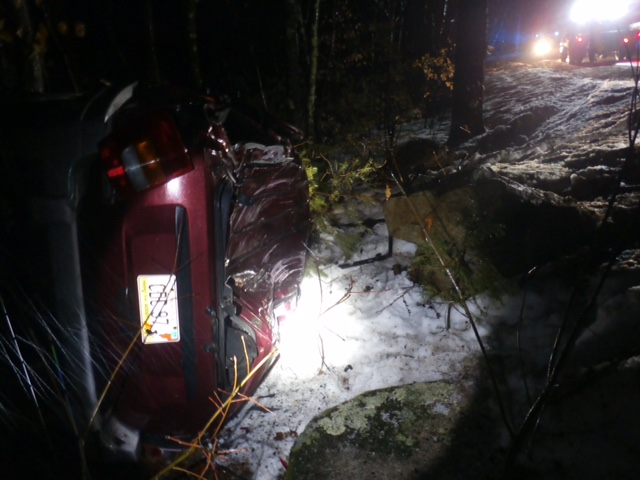 Acton man charged with 2nd OUI after rolling Jeep
