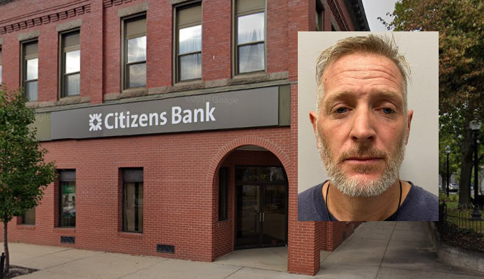 City transient arrested in trio of bank robberies in past month