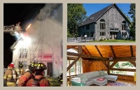 Barrington Fire cause may never be known, sources say