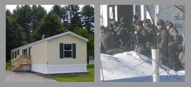 Barrington man found dead inside home following afternoon standoff