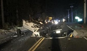 Barrington crash on Route 125 claims life of Somersworth man