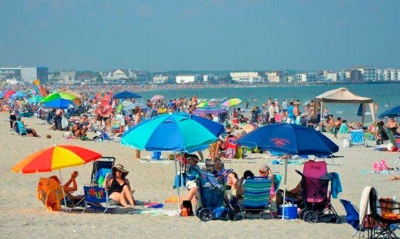 NH, slow to open beaches, seen as state with most COVID restrictions: report