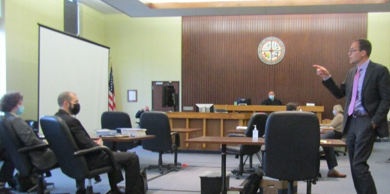 With closing arguments complete, Belanger murder case now in jury's hands