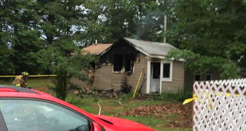 Man dies in early morning house fire in Berwick