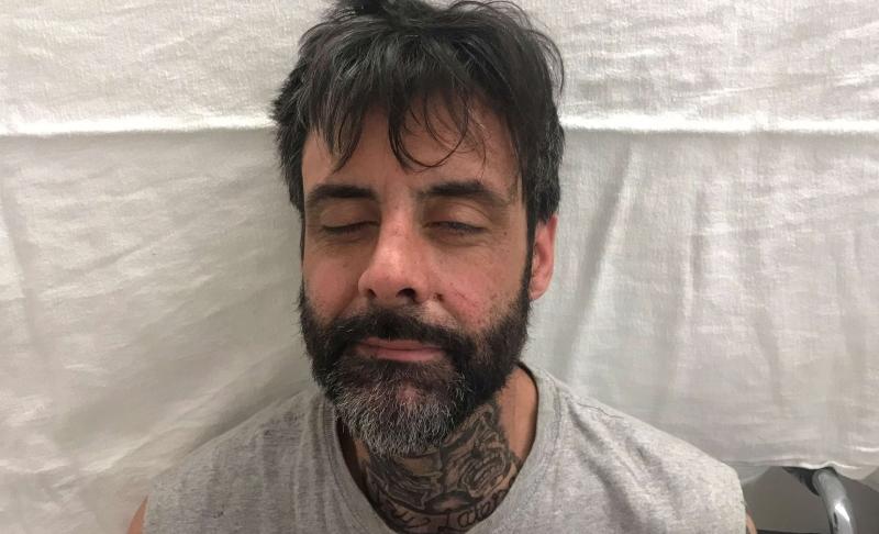 Man dancing along Milton Road nabbed on heroin possession