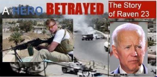 Veep Biden's promise for 'Iraqi justice' threw Evan Liberty, Raven 23 under the bus