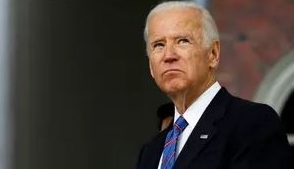 Biden calls for Trump impeachment to move forward during Governor's Inn stop