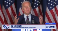 We're hidin' with Biden: Prez hopeful talks impeachment during secret N.H. visit