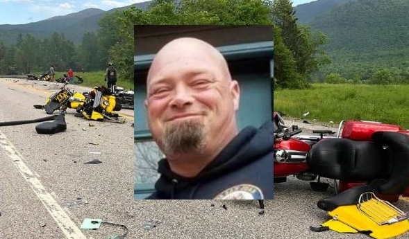 Farmington man among seven killed in horrific motorcycle crash in Randolph