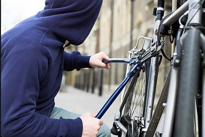 City seeing spike in theft of bicycles, bicycle parts, police say