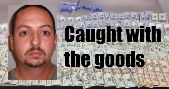 Lebanon man nabbed after police find cache of drugs, money during traffic stop