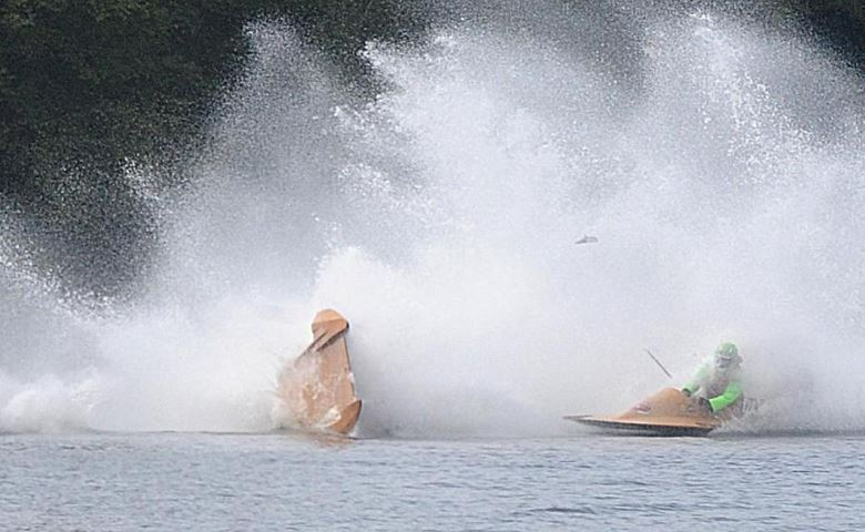 N.H. man killed, Maine men hurt as race boats collide ID'd