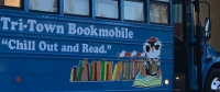 Tri-town Bookmobile sets schedule for July