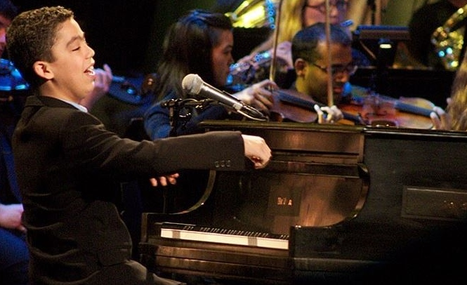 Prodigy at 6, now a superstar, Ethan Bortnick will thrill and amaze