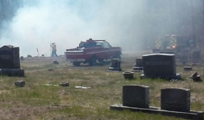 No charges expected in Lebanon brush fire that broke out near cemetery