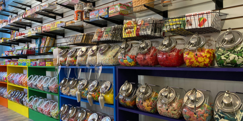 How sweet it is: Sprinkles & Smiles opens up in former Sweet Peach's candy shop