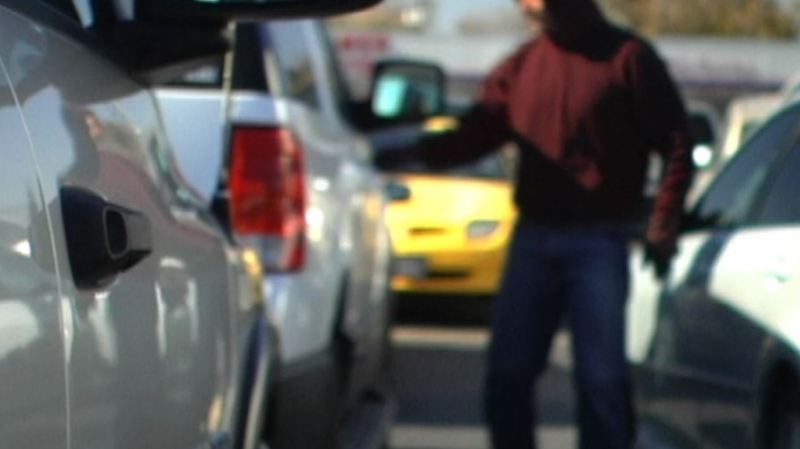 Rochester car break-ins see a Christmastime spike