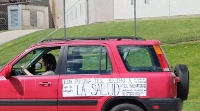 New inmate infected with COVID ID'd as ICE detainee; car protest set today