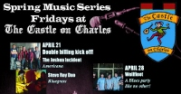 Castle on Charles spring music series kicks off Friday