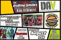 DAV benefit ride set for Saturday from Rochester Legion