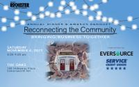 Annual Rochester Chamber dinner, awards banquet set for Nov. 6