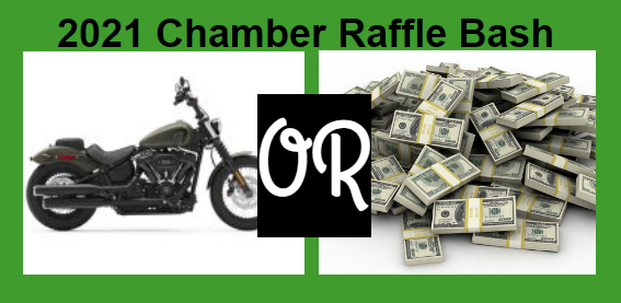 Friday the 13th Chamber Raffle Bash lookin' to scare up some fun