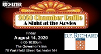 Chamber benefit set for August with cash prize raffle for early ticket buyers