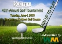 Annual Rochester Chamber golf tourney set for June 4