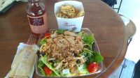 Chick-fil-A salad was a taste sensation, but ran afoul on the little things