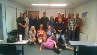 Rochester Police honor Citizen's Academy participants