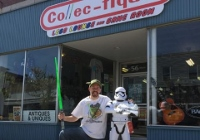 Collec-tiques carries it all, from Nintendo to Star Wars