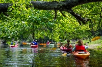 Perennial favorite Branch River Paddle set May 27