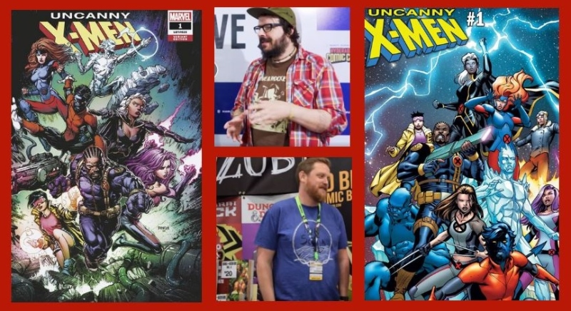 Comic con icons set for next Thursday splashdown at Jetpack Comics