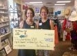 Cornerstone VNA beneficiary of $8,500 donation from Kittery consignment shop