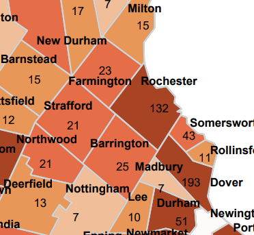 New county cases top century mark; two more from county succumb to virus