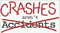 Most crashes aren't really accidents, they're someone's fault