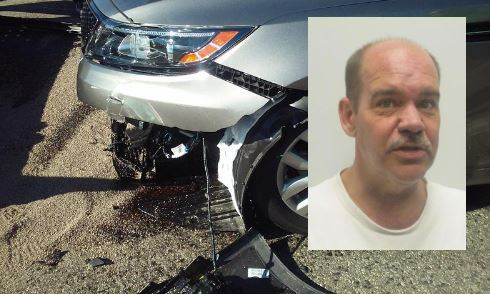 Milton man nabbed for DWI, open container after morning crash