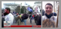 Lebanon man who recounted his ordeal at Capitol unrest to 'The Voice' arrested